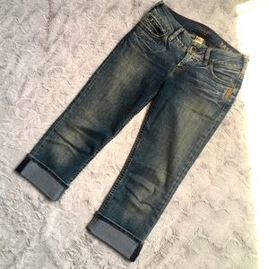 SILVER JEANS | Skinny Cropped